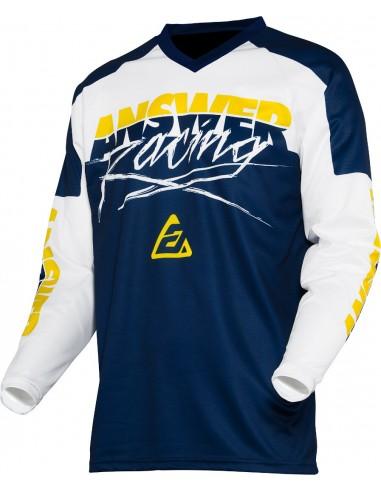Camiseta Syncron Pro Glow Amarillo /...