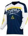 Camiseta Syncron Pro Glow Amarillo / Midnight / Blanco