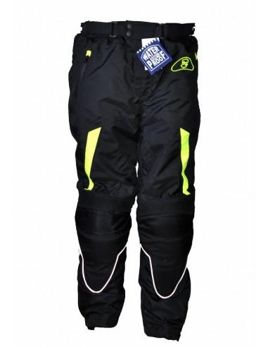 Pantalón AGL B-Swift negro/fluor